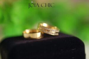 Aliança de casamento 1